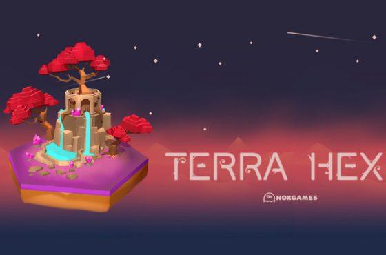 TERRA HEX is RELEASED