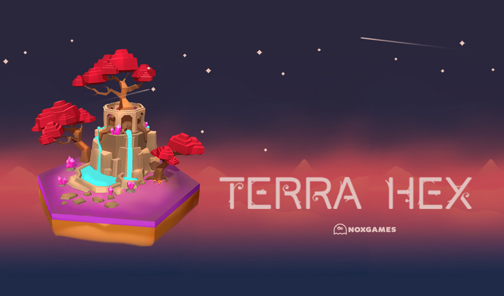 TERRA HEX is RELEASED