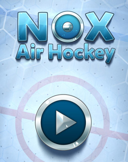 NOX AIR hockey – Ice cup 2015