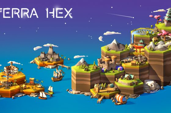 TERRA HEX world coming soon!