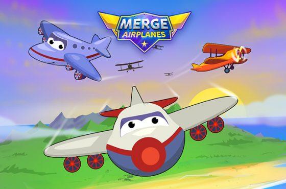 Merge AIRPLANES