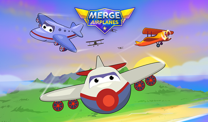 Merge AIRPLANES