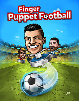 Finger Puppet Football