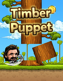 Timber Puppet