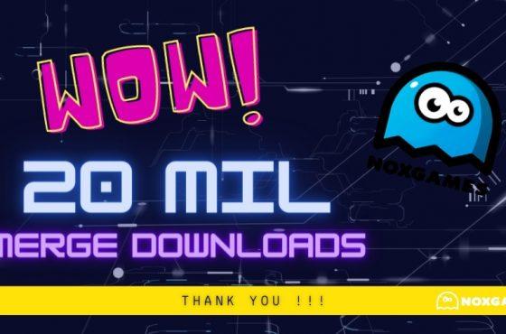 20 million downloads !!!