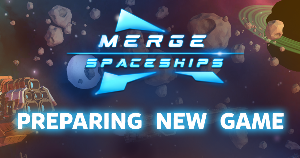 Merge Spaceship is coming!