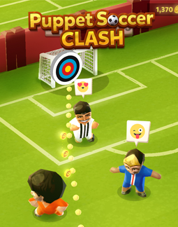 Puppet Soccer Clash